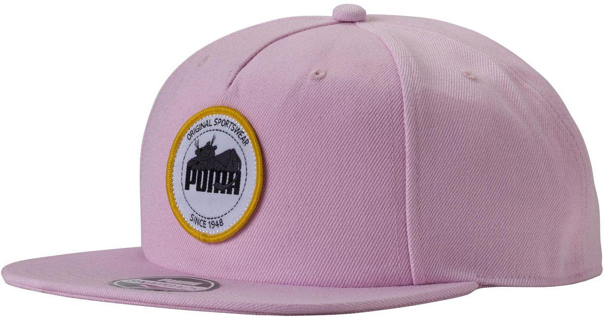 8979c15fadb Lyst - PUMA X Gunner Stahl Mascot Hat for Men