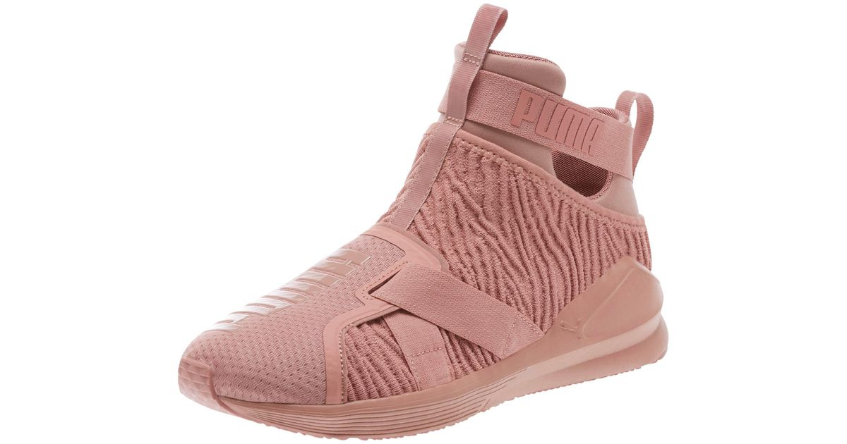 Lyst - PUMA Fierce Strap Hypernature Women s Training Shoes in Brown dffb8cab7