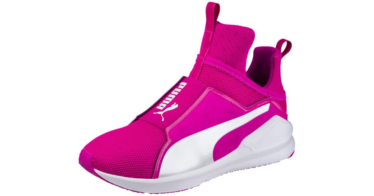 bc43e455a24e Lyst Lyst Training Shoes Core Fierce Puma Purple in 6qSr6