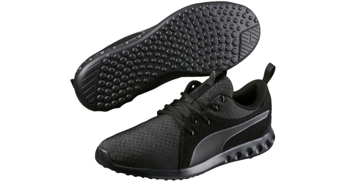 5616467e37d01b Lyst - PUMA Carson 2 Ripstop Men s Running Shoes in Black for Men