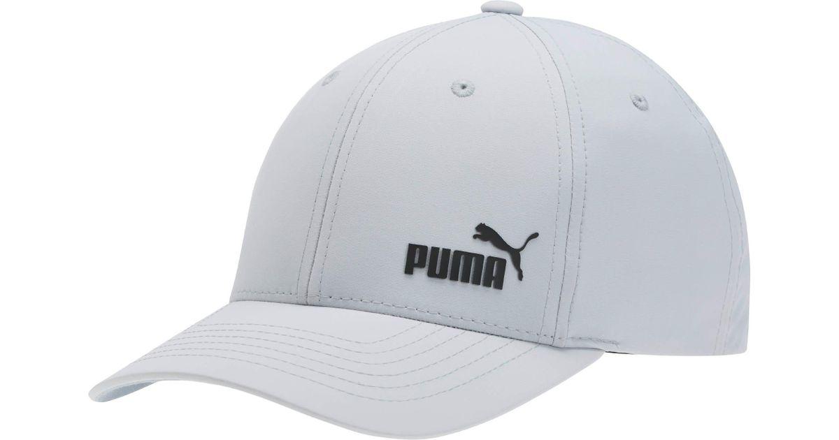 7c034336 ... italy lyst puma force flexfit hat in gray for men 1b306 ba96e ...