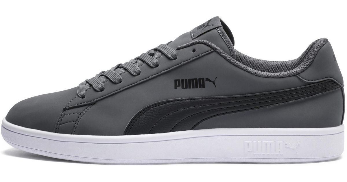 0c66a0b7cc2 Lyst - PUMA Smash V2 Buck Sneaker in Black for Men - Save 34%