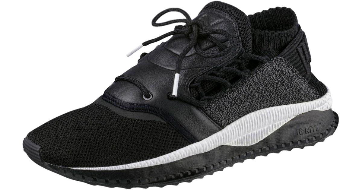 30f5ca43ad744c Lyst - PUMA Tsugi Shinsei Caviar Men s Training Shoes in Black for Men