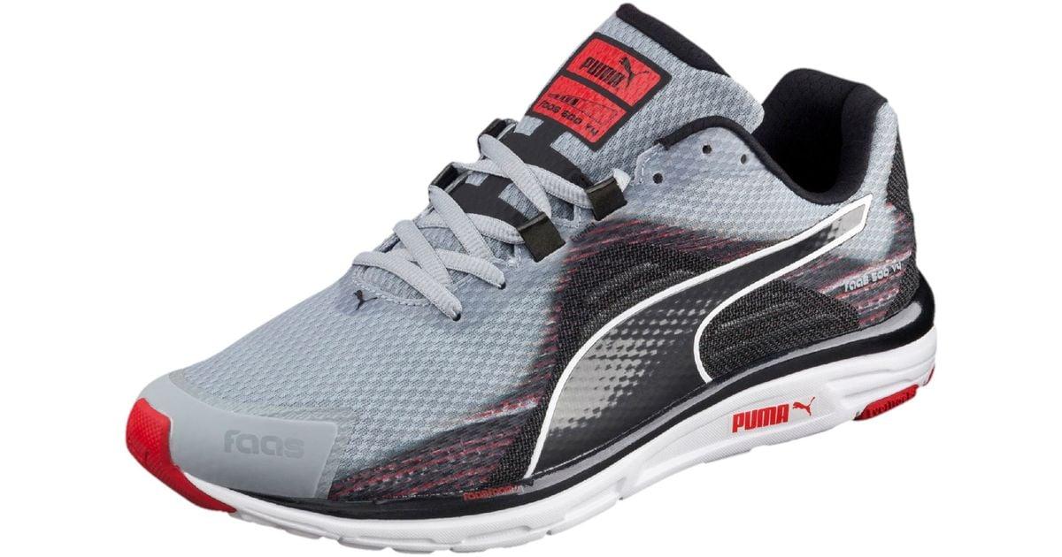 d42d40468ab1 Lyst - Puma Faas 500 V4 Men s Running Shoes for Men