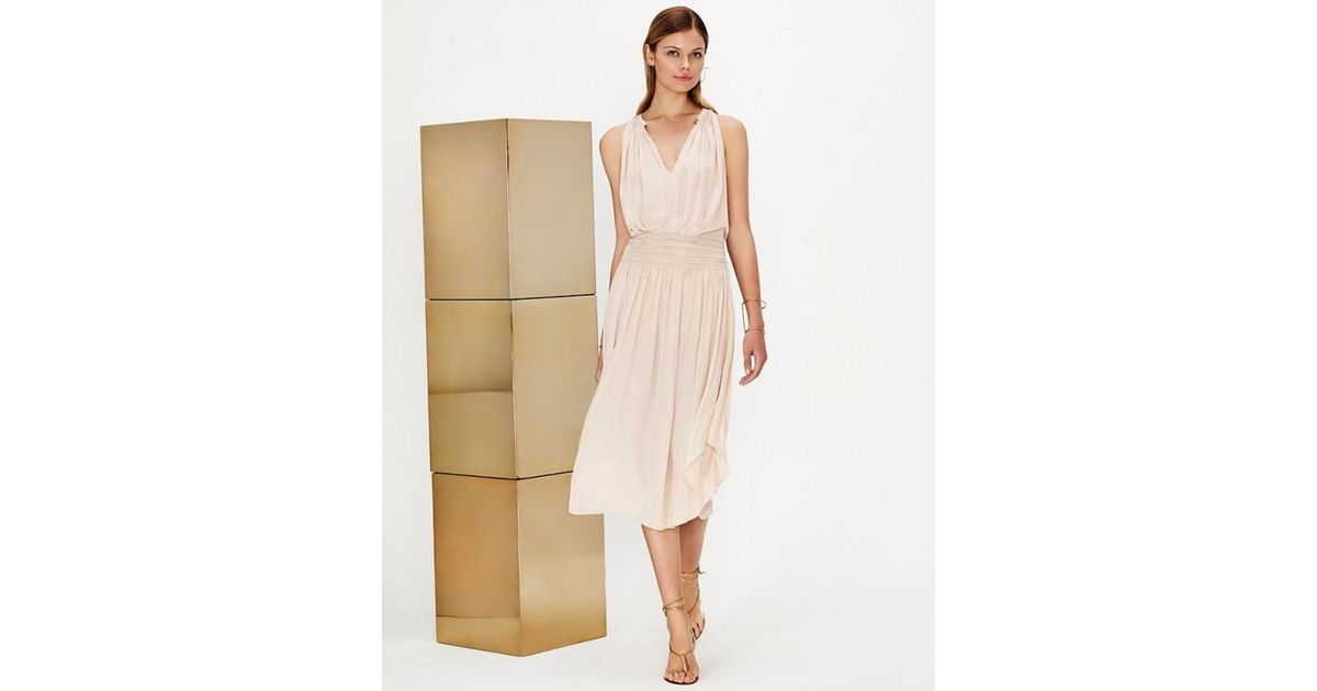 0df0fdc6a51 Lyst - Ramy Brook Tommie Skirt in Natural