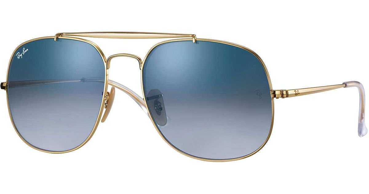 b80e1304463 Ray-Ban General in Blue for Men - Lyst