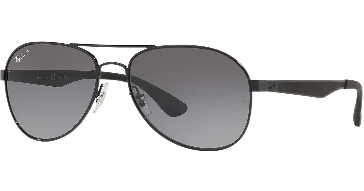 ec9178c338d Lyst - Ray-Ban Rb3549 in Gray for Men