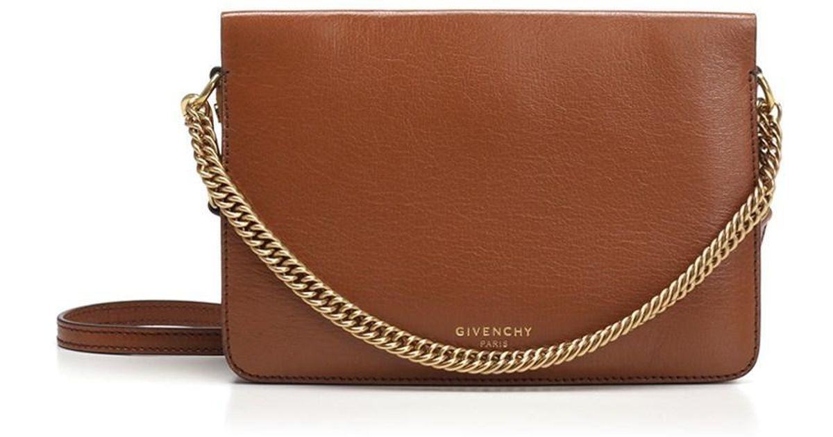 e6b24bf4b4 Lyst - Givenchy Cross3 Bag in Brown