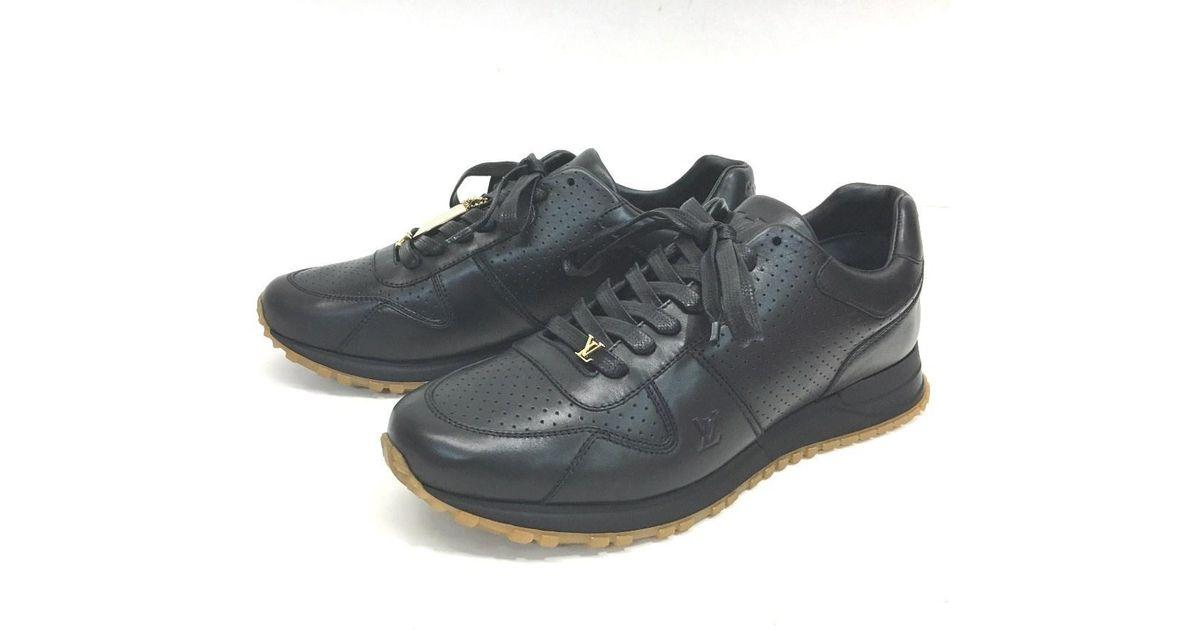818a2649d976 Lyst - Louis Vuitton Unused!! Xsupreme 17aw Supreme Run Away Sneaker in  Black for Men