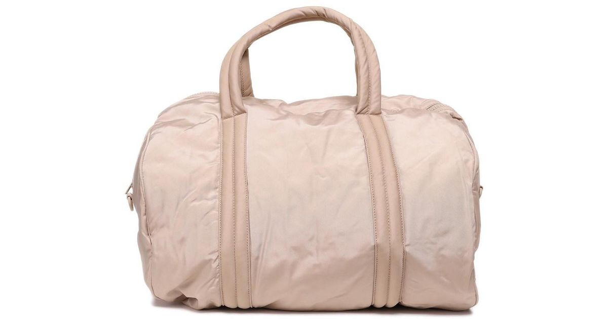 5a8d6c8abc Lyst - Yeezy Season 6 Taupe Gym Bag in Natural