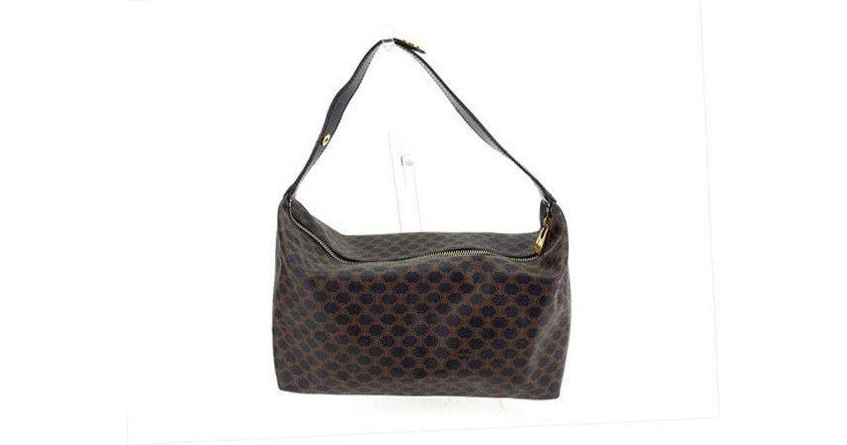 754c01f1e923 Lyst - Céline Handbag Unisexused L657 in Brown