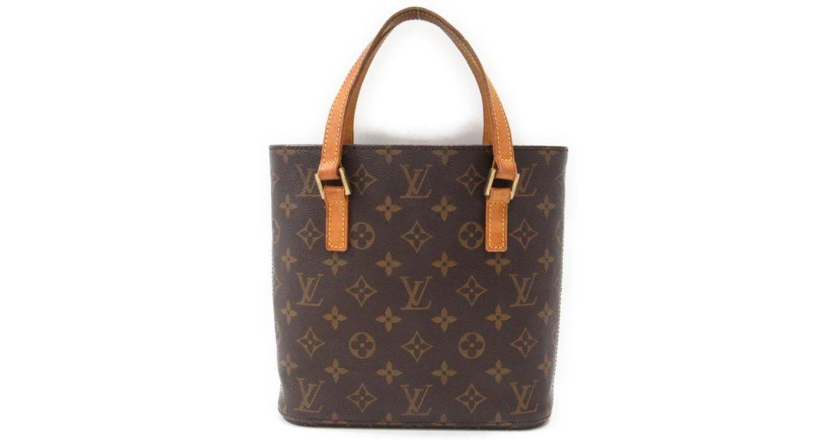 9a15a33c77c1 Lyst - Louis Vuitton Vavin Pm Handbag Small Bag M51172 Monogram Brown in  Brown