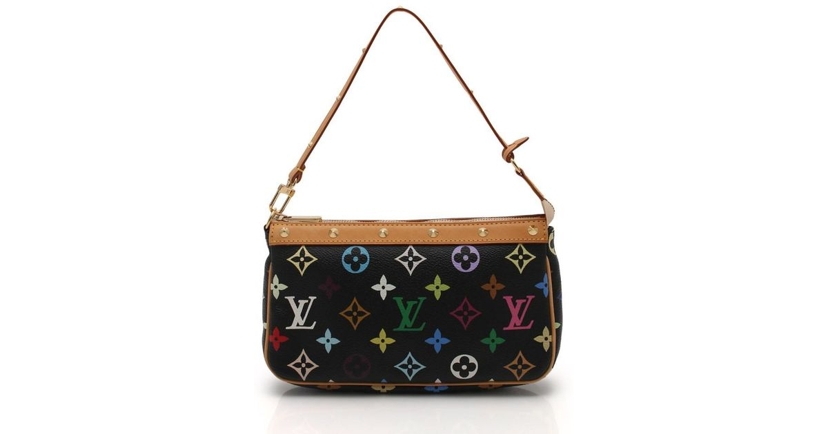 fe6f28ef4fd1 Louis Vuitton Black Bag With Colored Letters - Bag Photos and ...