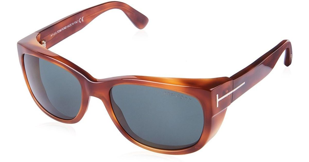 15a7d7c9d4 Lyst - Tom Ford Sunglasses Brown Ft0441 s in Brown