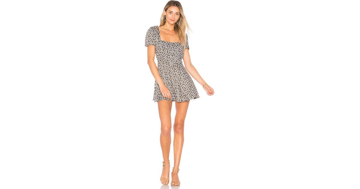 abb3d91a6678 Flynn Skye Maiden Mini Dress - Lyst