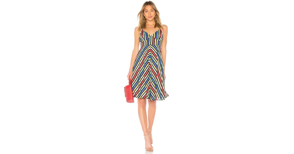 29ef3336598 Lyst - House of Harlow 1960 X Revolve Ophelia Dress