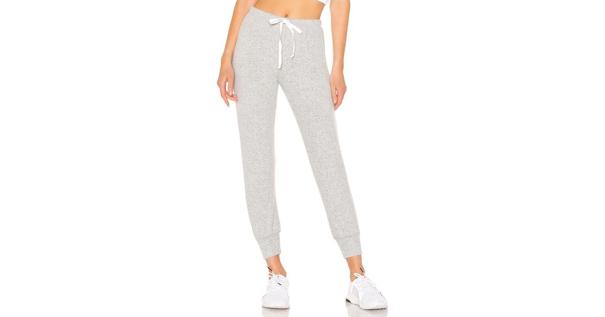 8c633355335ac Lyst - Onzie Weekend Jogger in Gray