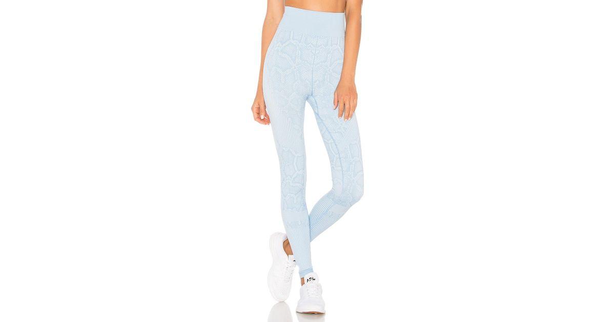 0de204b2017c31 Varley Quincy High Rise Legging in Blue - Lyst