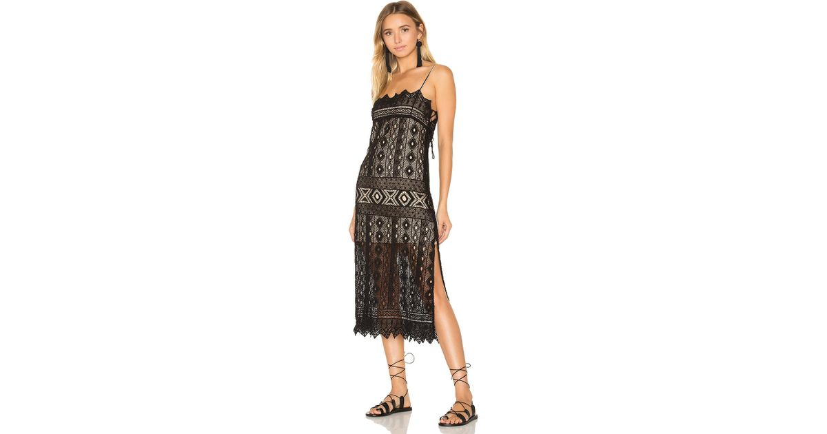 Lyst - Jen\'S Pirate Booty Caparra Flapper Dress in Black