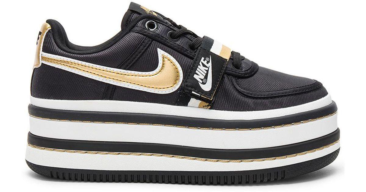 Nike Vandal 2k Platform Sneaker in Black - Lyst