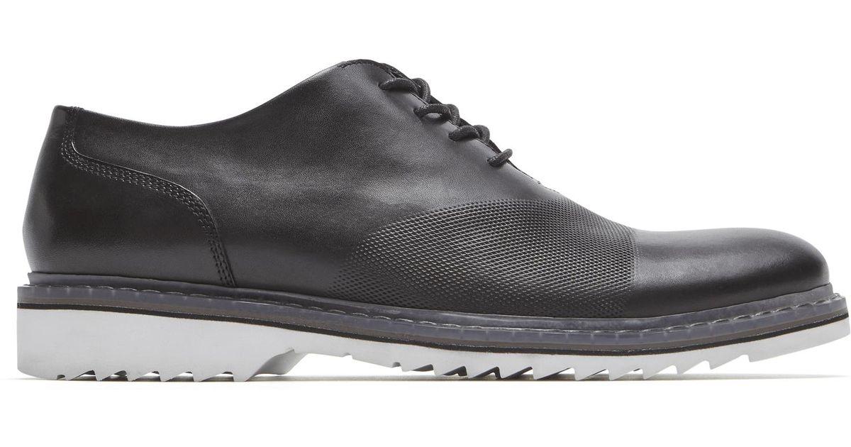 Rockport Jaxson Plain Toe Brown Casual Shoe IT28fkBVjb