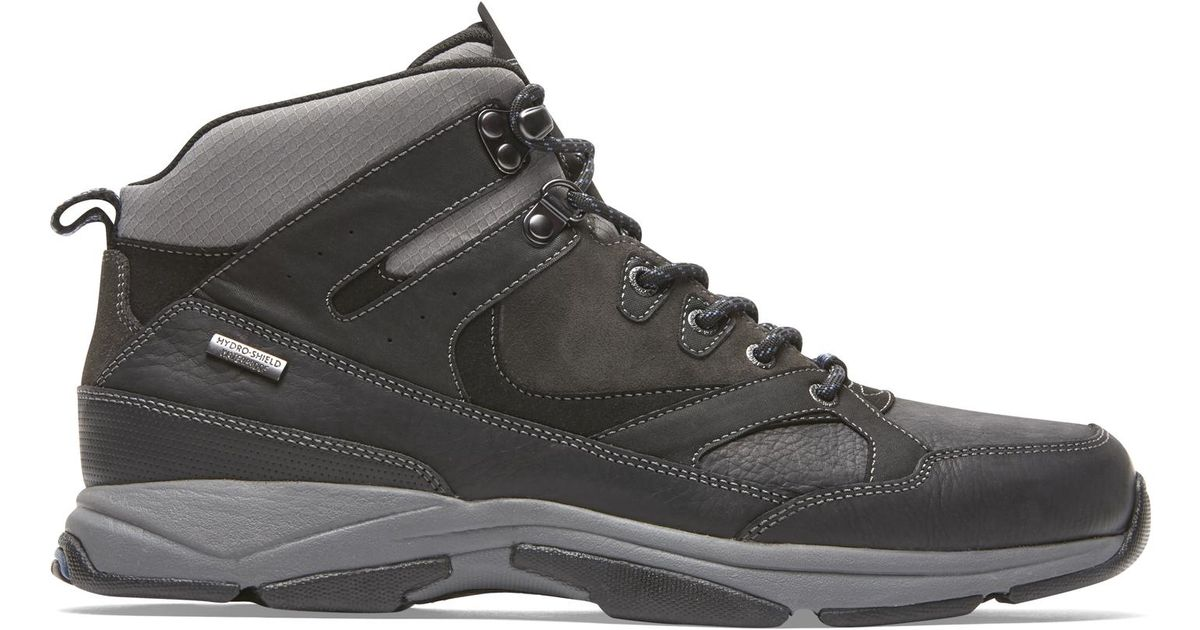 Lyst Rockport Xcs Sawyers Boot In Brown For Men