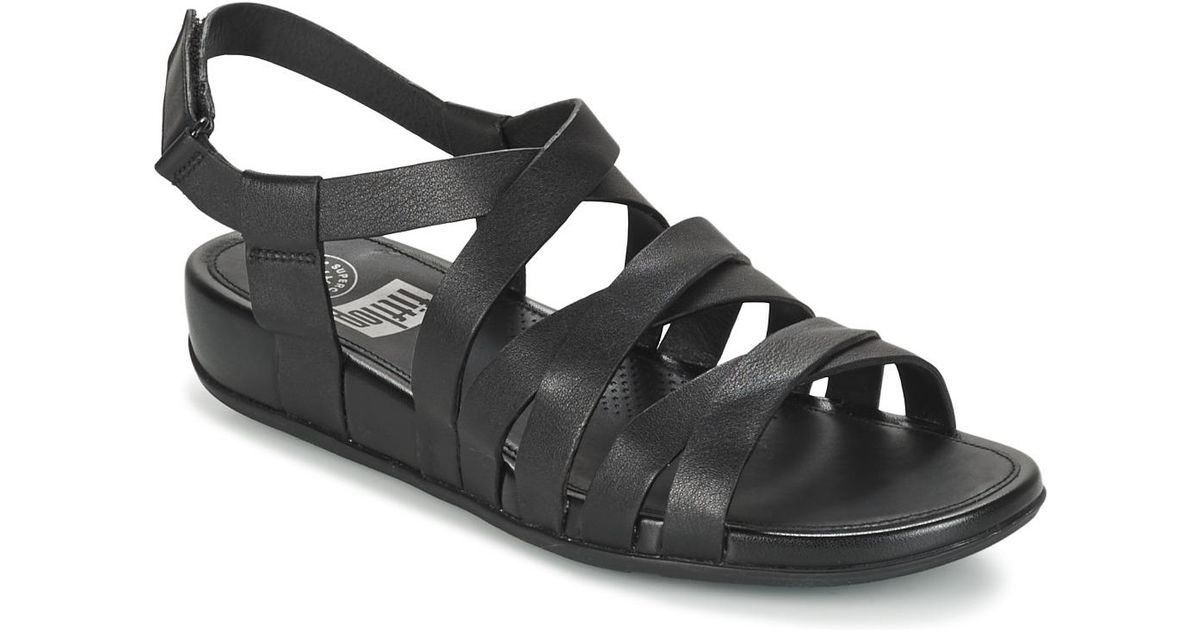 1b18bebfebe0 Fitflop Lumy Sandal Sandals in Black - Lyst