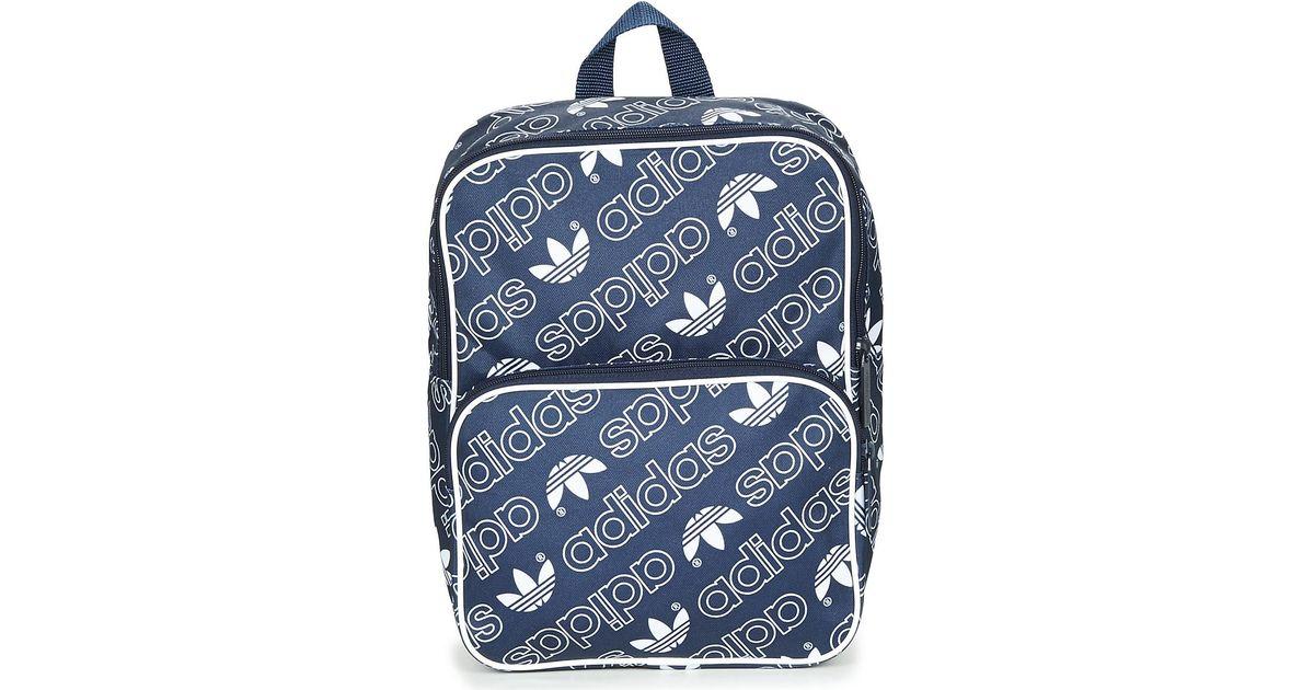 eea193b9660f adidas Bp Cl M Ac Gr Backpack in Blue - Lyst