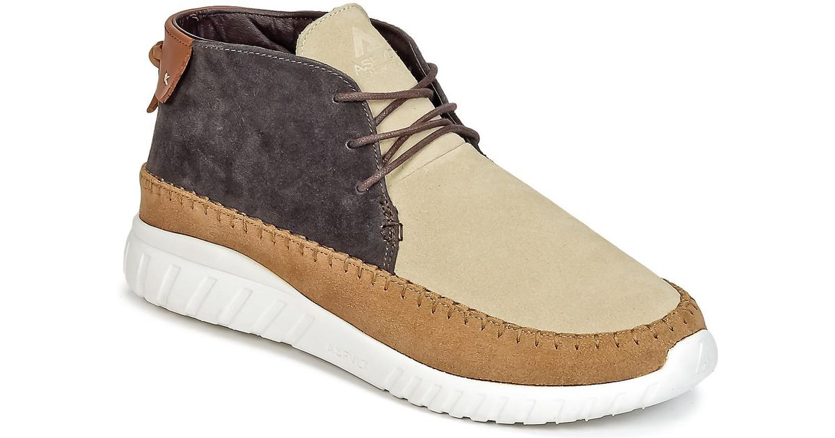 FOOTWEAR - High-tops & sneakers Asfvlt Sneakers OBGJz7jPS