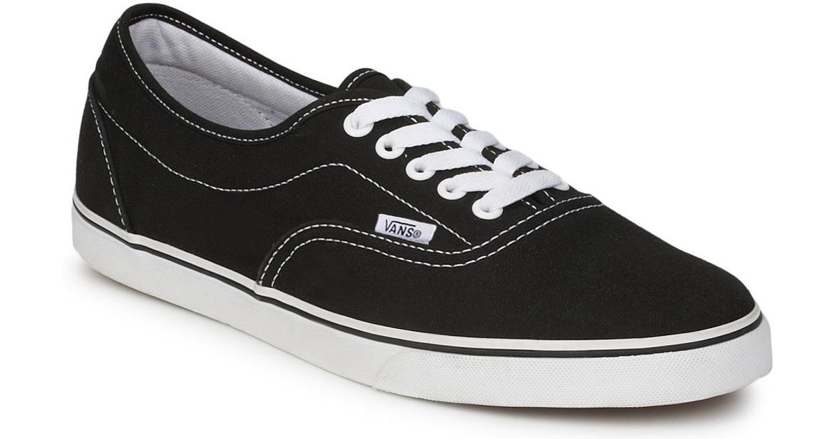 e219d3e31ac Vans Lpe Shoes (trainers) in Black - Lyst