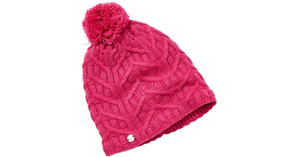 573cd5c41c8 Lyst - Spyder Women s Moritz Hat