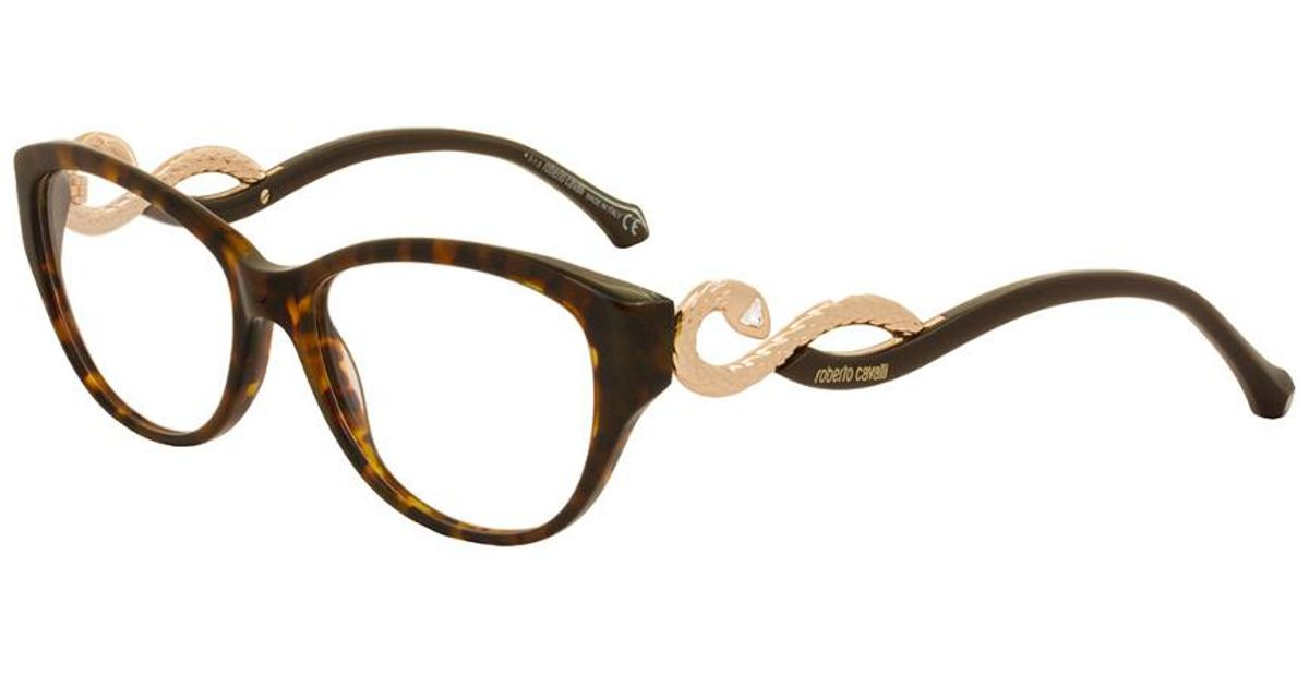 Lyst - Roberto Cavalli Women\'s Rc0938 54mm Optical Frames in Brown