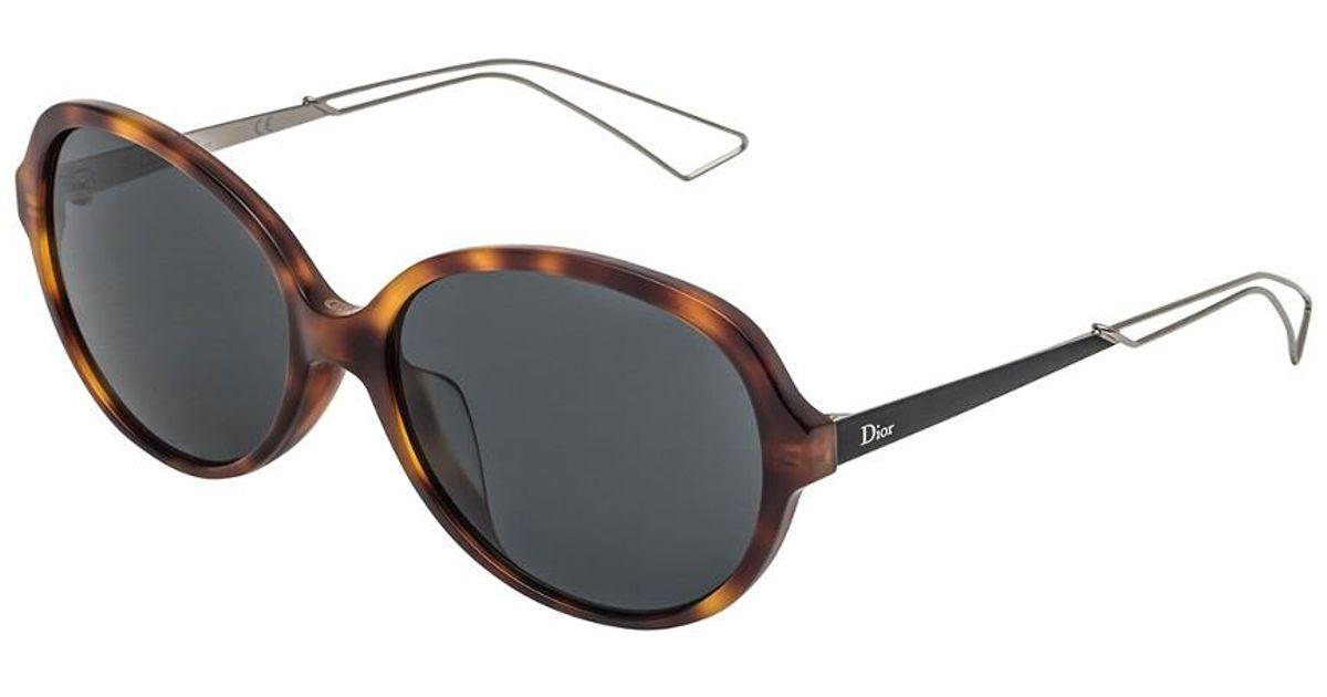 c815ce4096406 Dior Dior Dior Confident K 2 57mm Sunglasses - Lyst