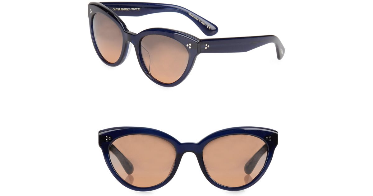 Roella Polarized Sunglasses in Brown Oliver Peoples KgDYs