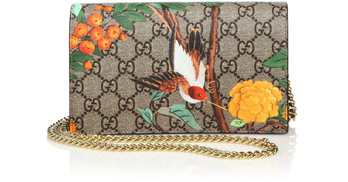 996151d4ef4 Lyst - Gucci Tian Mini Chain Bag