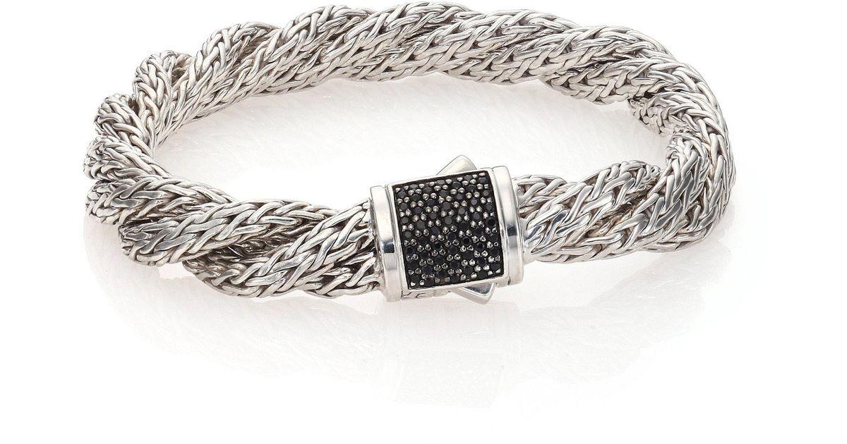 John Hardy Classic Chain Five Row Bracelet Xs 9Wlkyrz