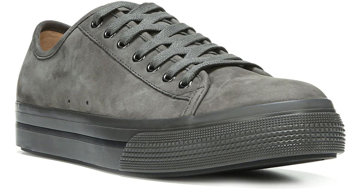 Vince Toby Coastal Suede Sneakers yq2LGFZ