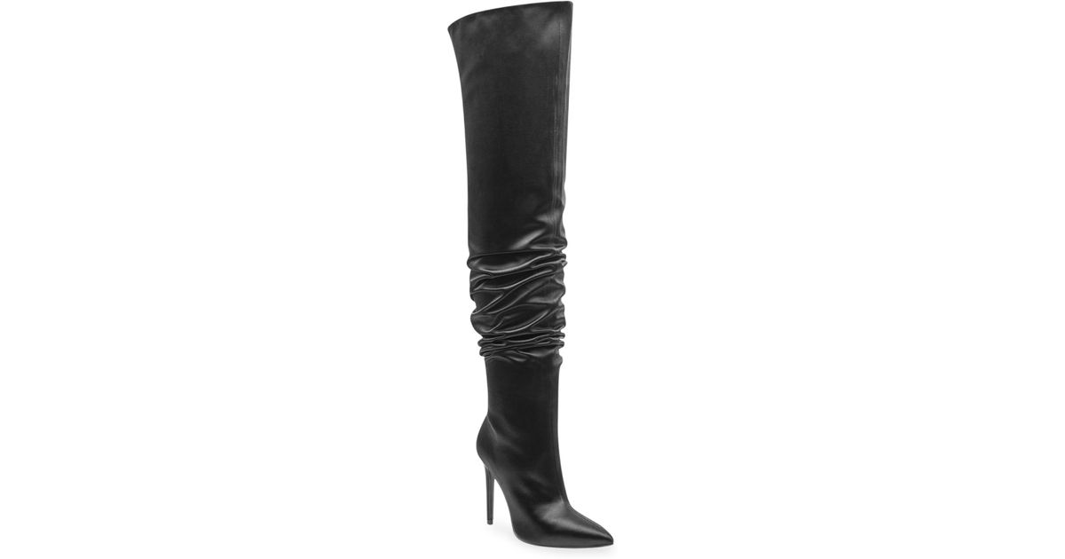 KENDALL + KYLIE Alexx2 Over-The-Knee Boots Cd5kE
