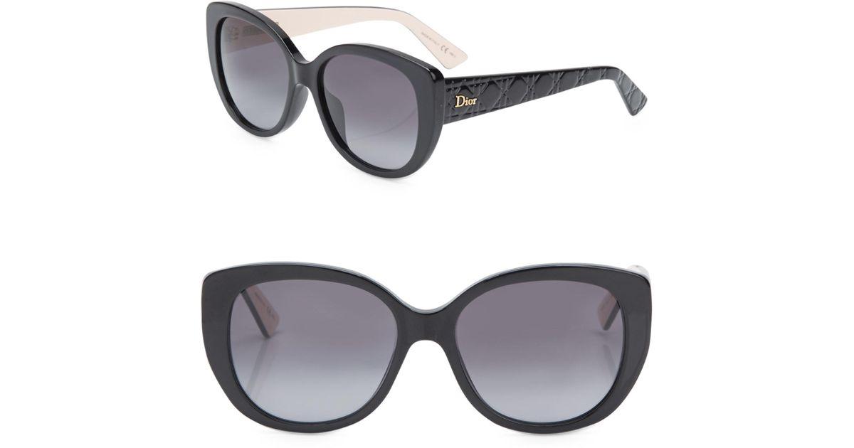 a6a2326829e Lyst dior lady cat eye sunglasses in black jpeg 1200x630 Dior cat eye