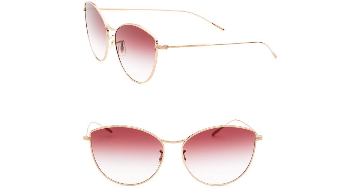 Oliver Peoples Rayette cat-eye sunglasses 86z11