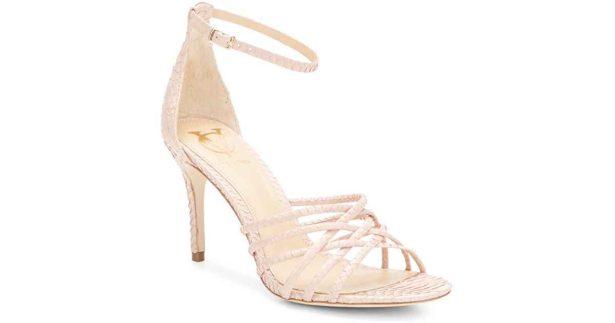 Vince Camuto Signature Shoes Strappy Heels