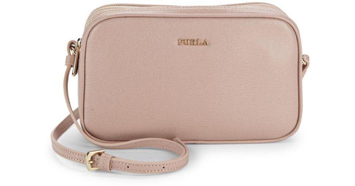 Lilli Leather Lyst Furla Crossbody Bag C7wfBn5