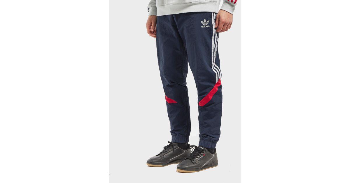 af11e7207d69a1 adidas Originals Sportivo Track Pants in Blue for Men - Lyst
