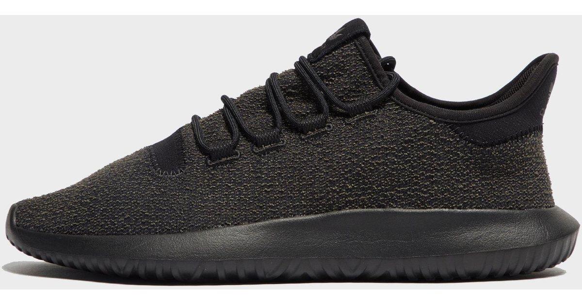 57f6ef5ad5e31 Lyst - Adidas Originals Tubular Shadow Shoes in Black for Men