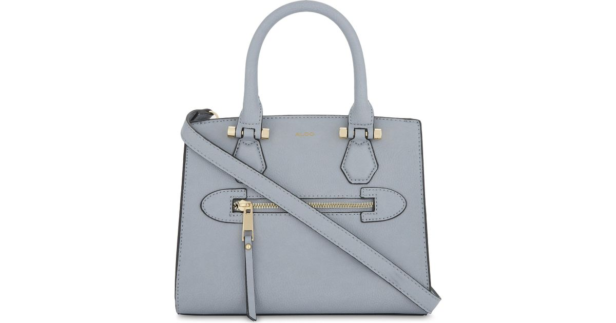 3468e63304c Lyst Aldo Repen Satchel Bag In Blue