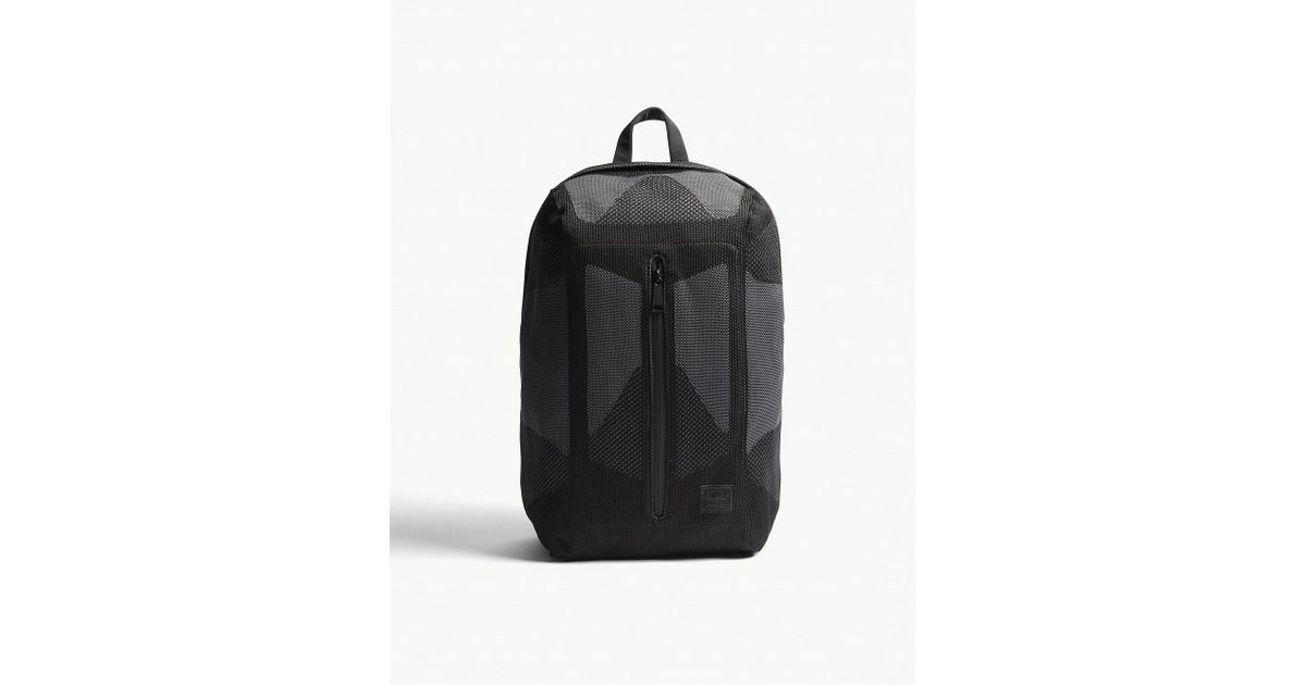 fc5054f41d6 Lyst - Herschel Supply Co. Dayton Apexknit Backpack in Black