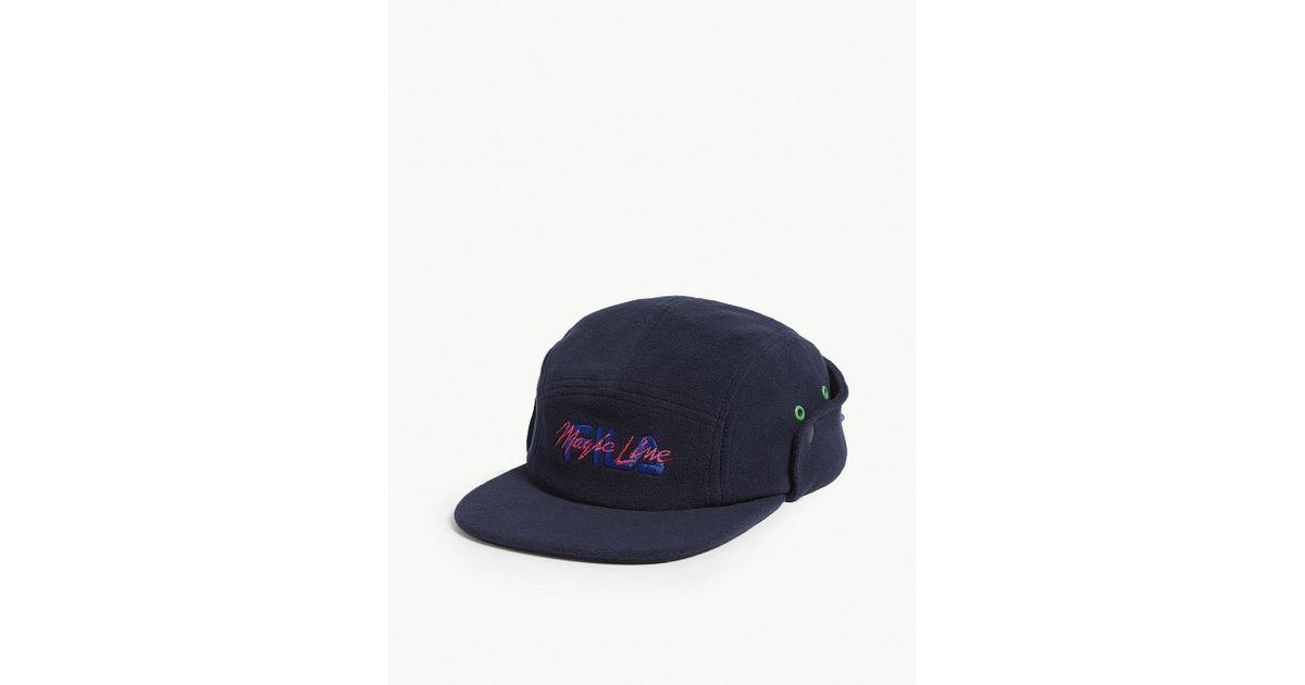 53ae702a768c8 Lyst - Fila Magic Line Cap in Blue for Men - Save 18%
