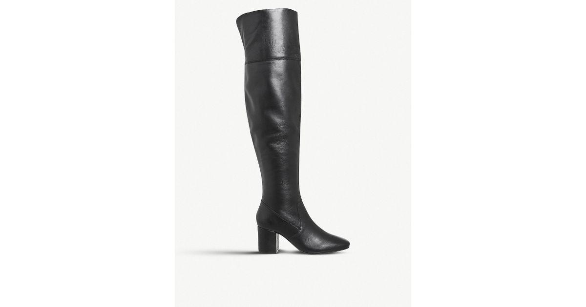 Diemme Black Over-the-Knee Sock Rain Boots twiGeVjuCi