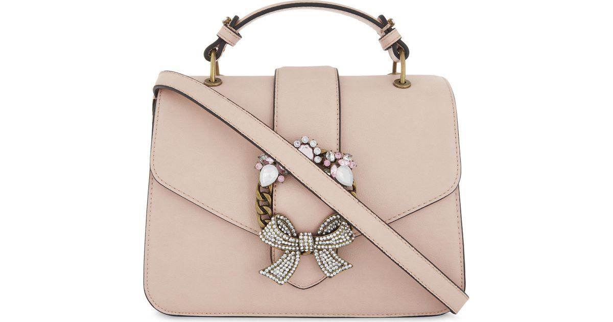 f0f3d466578 Lyst Aldo Telawen Shoulder Bag In Pink. Aldo Handbag Light Pink Women ...