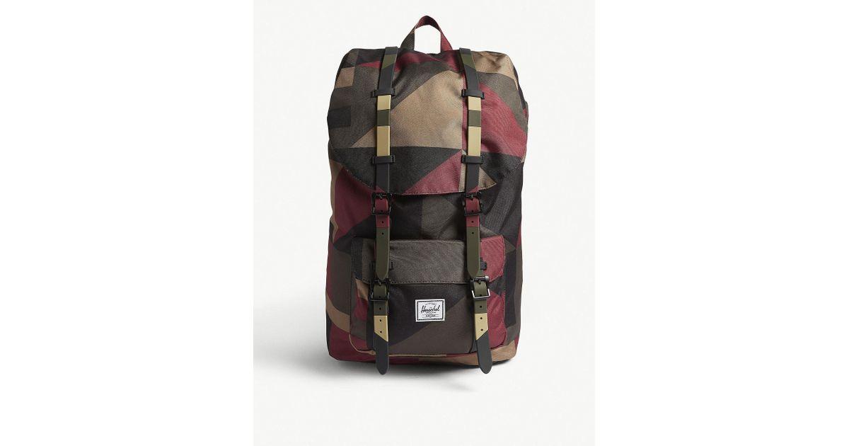 4606acceedc Herschel Supply Co. Little America Backpack for Men - Lyst